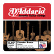 D'Addario Acoustic Guitar Phospher Bronze Medium