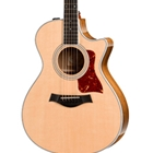 Taylor  412CE Grand Concert Cutaway Acoustic Electric Guitar
