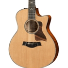 Taylor 656ce Acoustic Electric 12 String Guitar