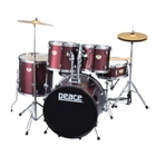 Vulcanian 5-Piece Kit Wine Red