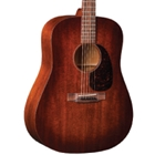 Martin D15M Burst Acoustic Guitars