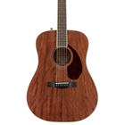 Fender PM-1 Mahogany Dreadnaught