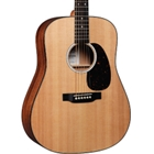 Martin  D-10E Acoustic Guitar With Gig Bag