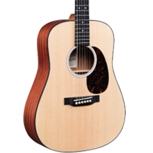 Martin DJr-10E Sapele Top  (With Gig Bag)